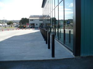 SSP Engineering Bollards