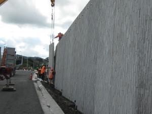 GHK Piling palisade walls