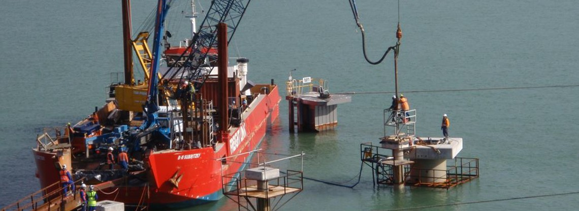 GHK - NZRC Fuel Jetty Project