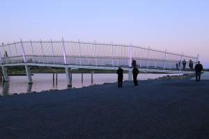 Stream Footbridge