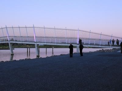 Waiarohia Stream Footbridge