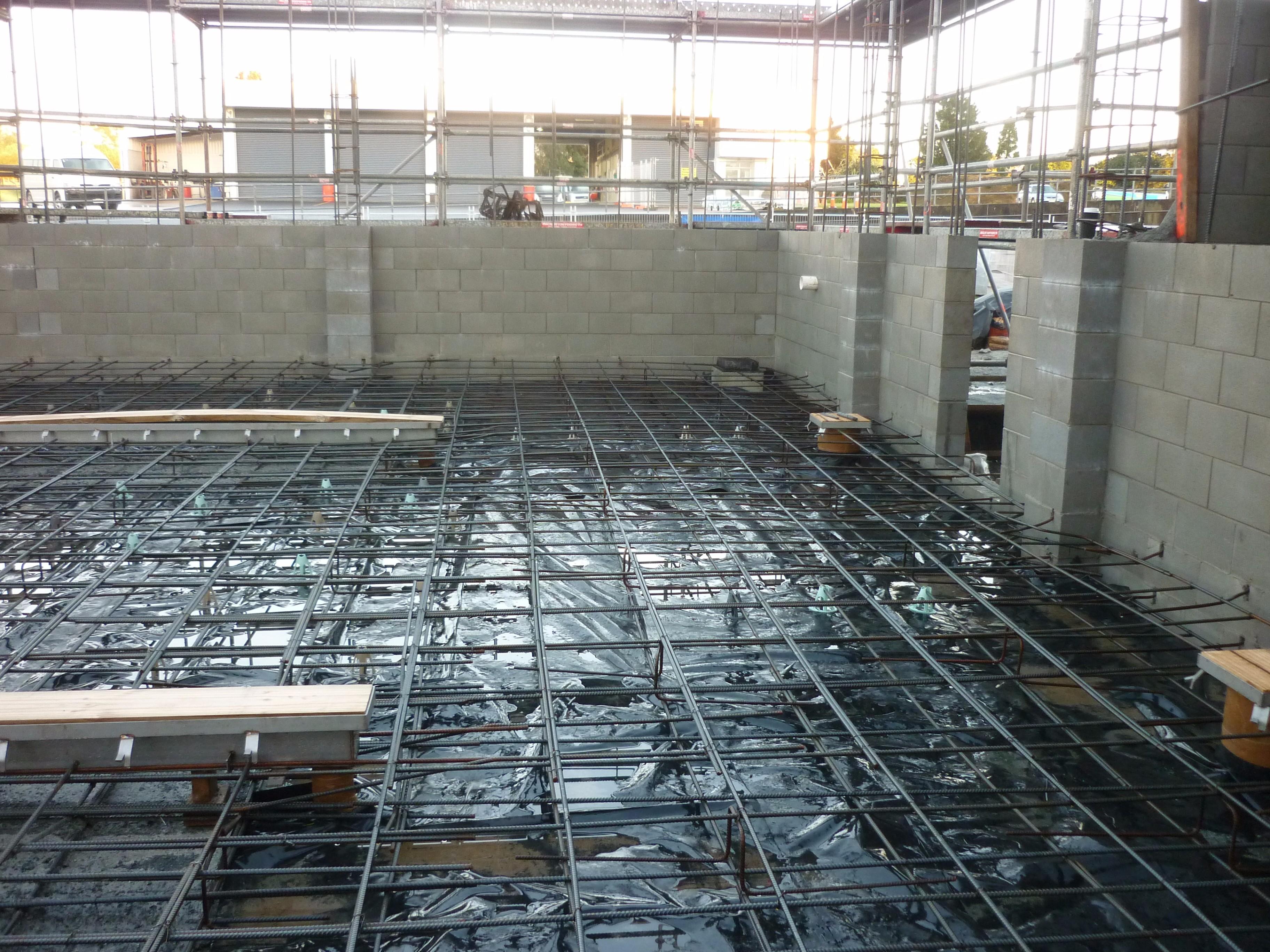 Steve Bowling Reinforced Concrete