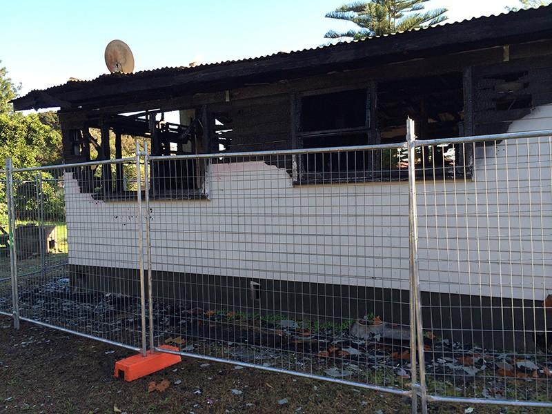 Te Tii B3 – Waitangi Fire House & Asbestos Removal
