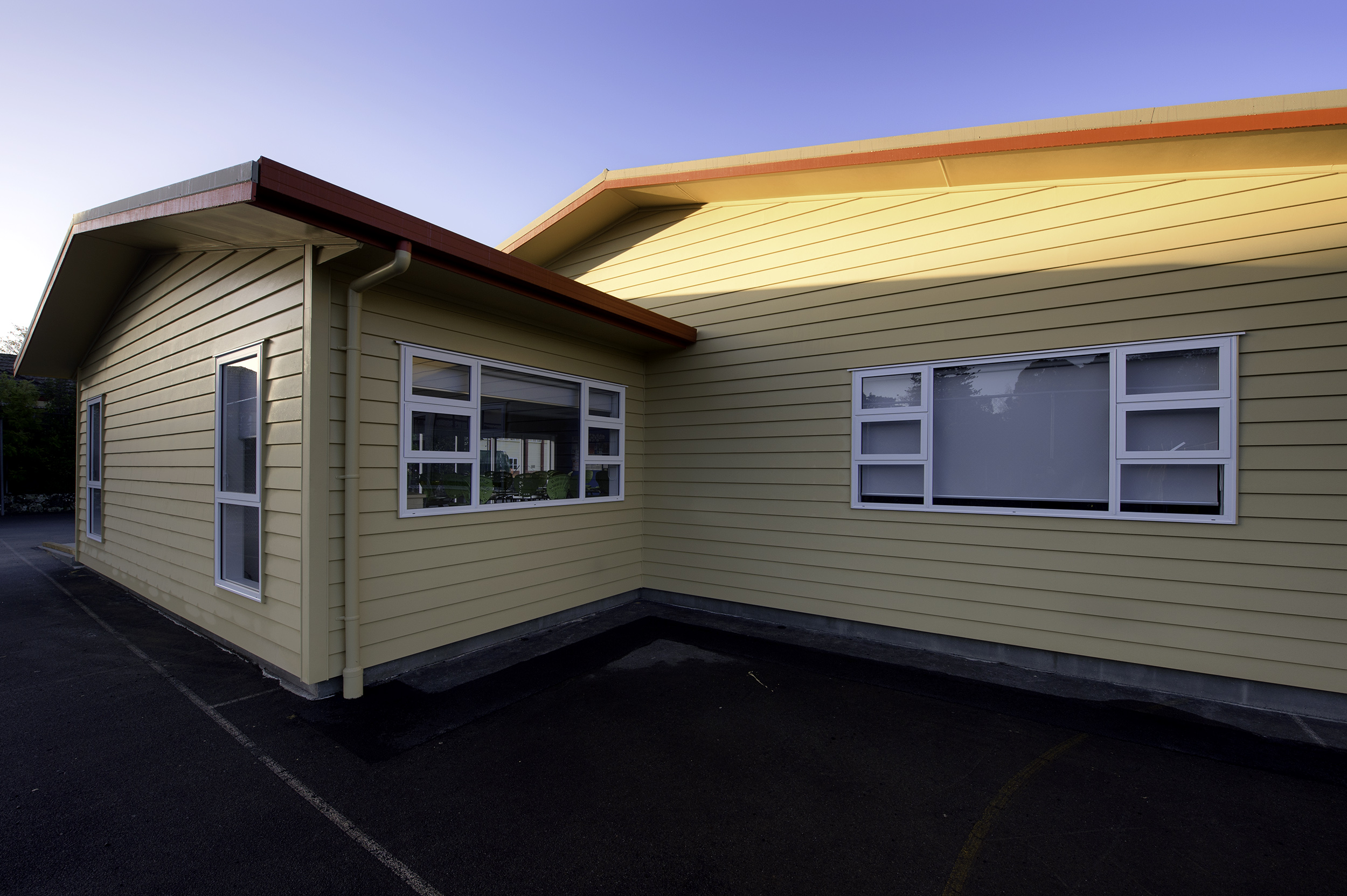 Whangarei Girls High School - Health & PE Classroom Block Construction