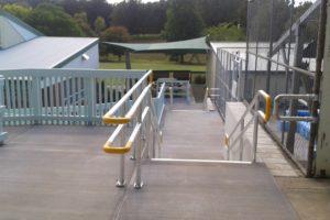 Glenbervie School Special Needs Access
