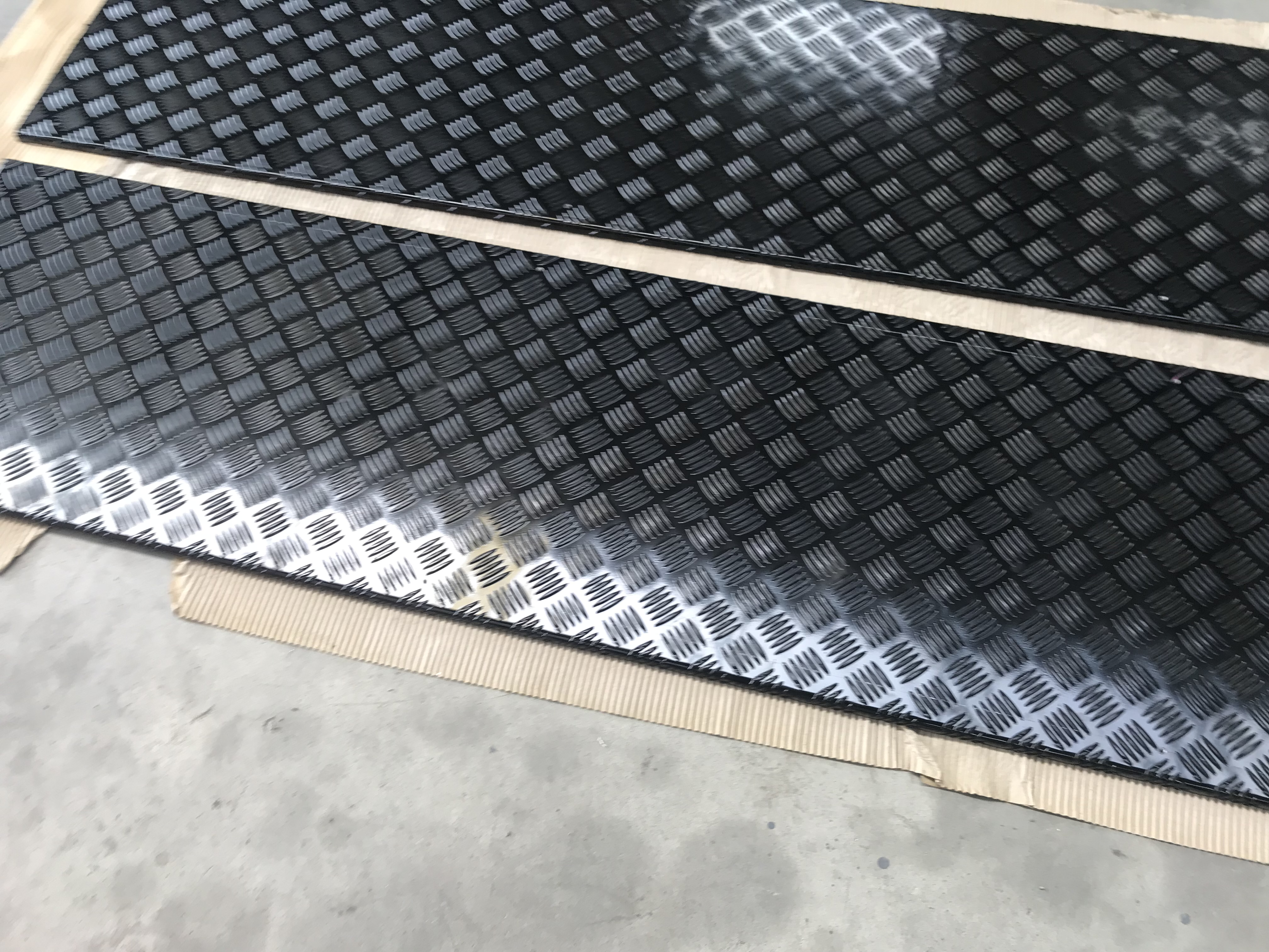Aluminium Fabrication 2