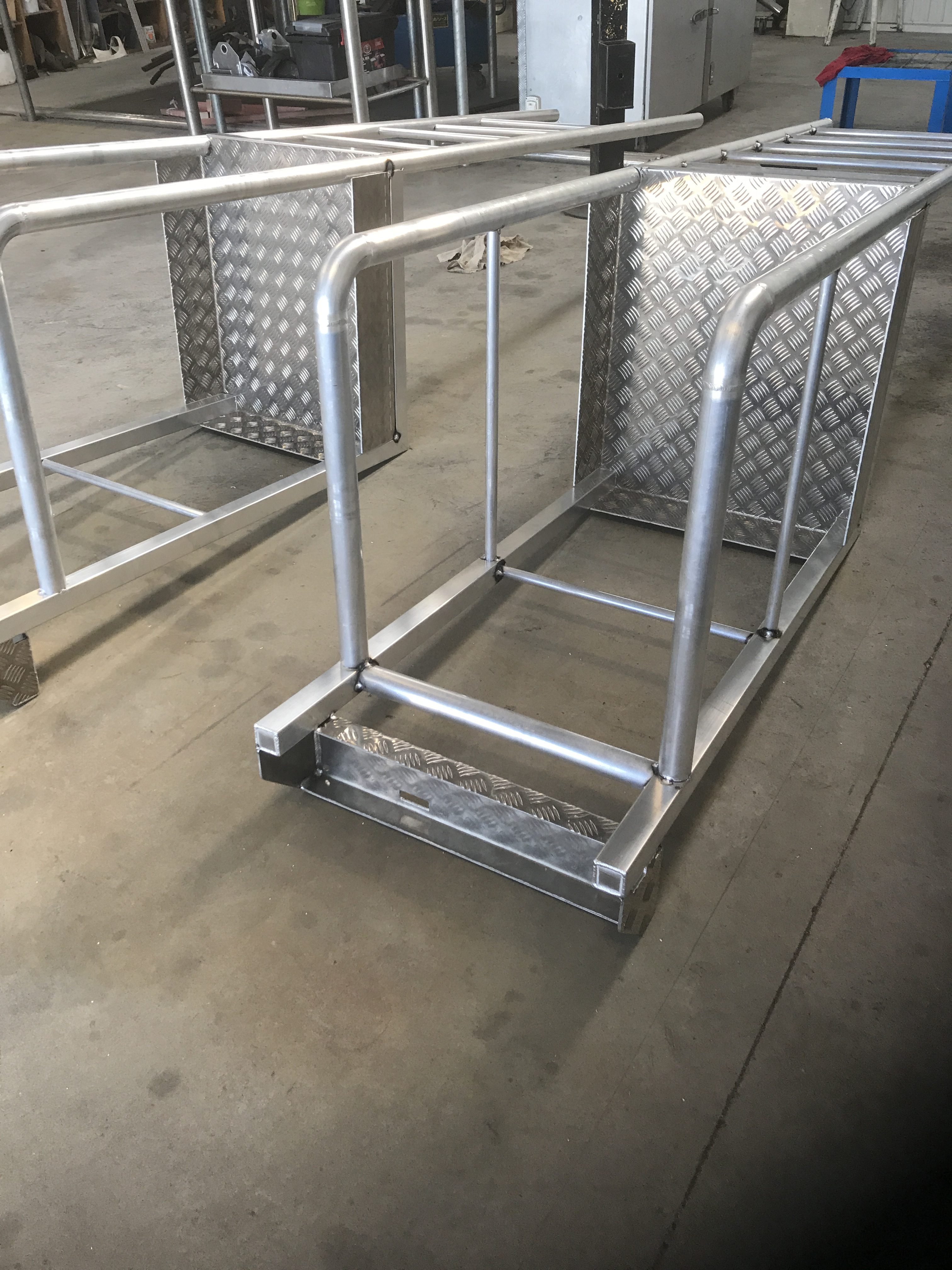 Aluminium Fabrication 3