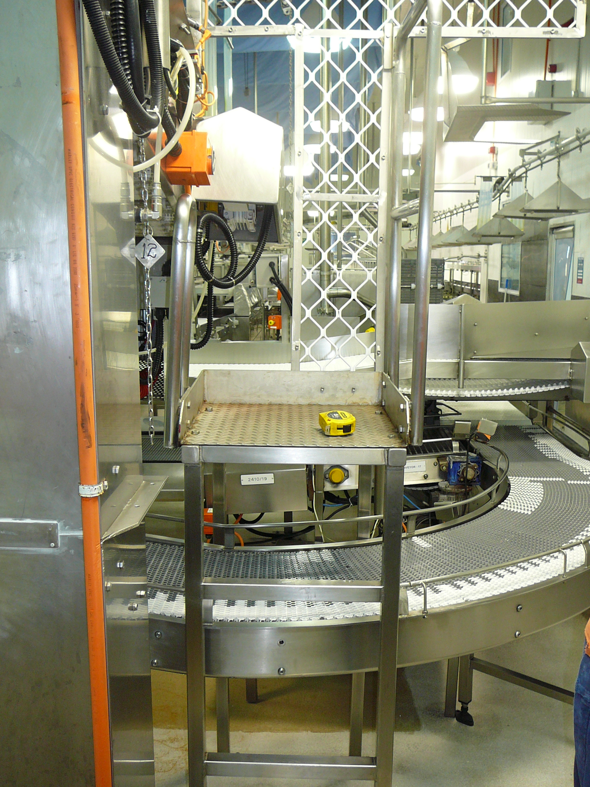 Industrial Plant Upgrades & Maintenance 1