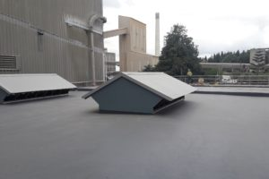 Golden Bay Cement Membrane Roof